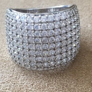 Jewelry - PAVE CRYSTAL BAND